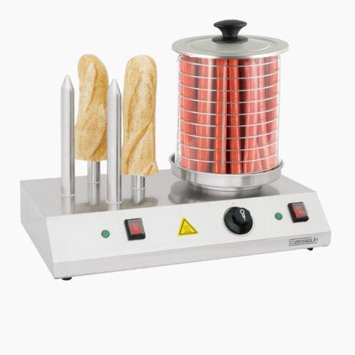 Hot Dog Machine / Worstenwarmer