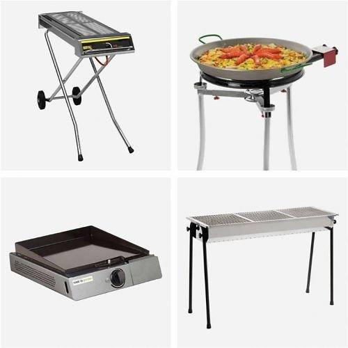 BBQ & Outdoor Apparatuur