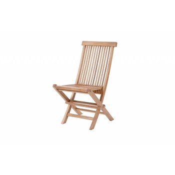 GardenTeak Klapstoel Viking