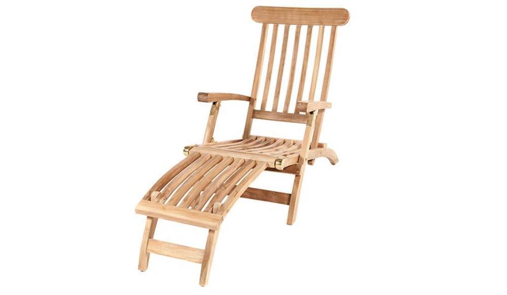 Deckchair | Zeer scherp geprijsd!