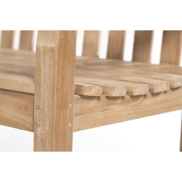 Garden Teak Tuinbank Classic | 120 cm