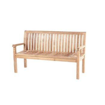 GardenTeak Tuinbank Comfort 150 cm