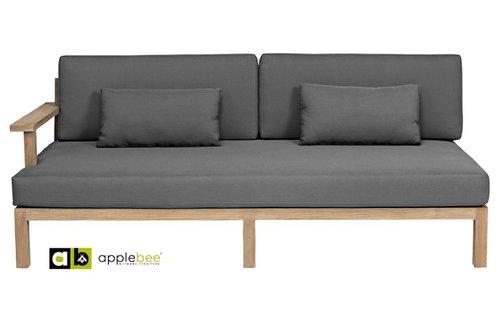 Apple Bee tuinmeubelen XXL factor Lounge -  Love seat Rechts