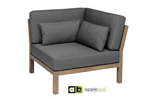 Apple Bee tuinmeubelen XXL factor Lounge -  Hoekstuk