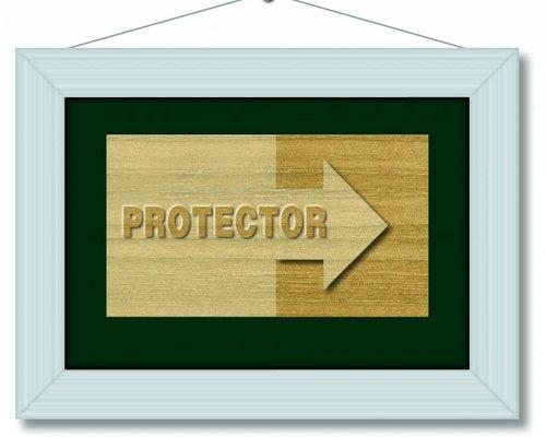 Teak protector