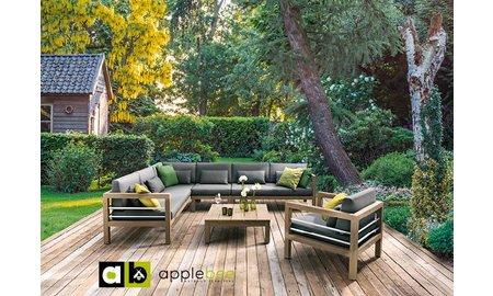 Apple Bee tuinmeubelen Loungeset Del Mar | Set 1