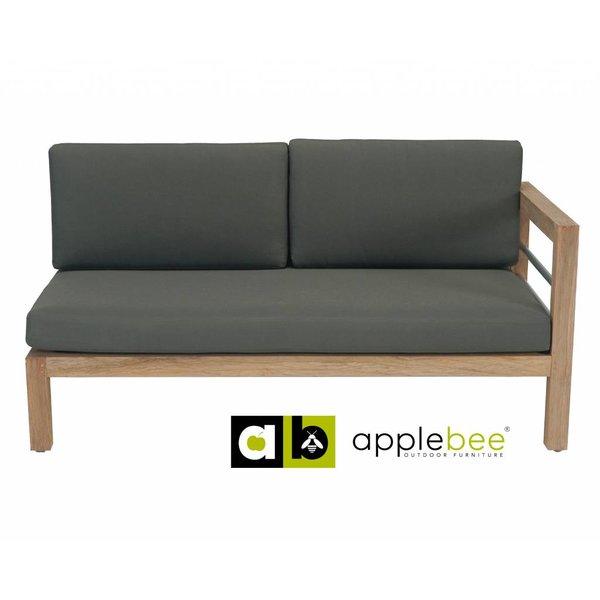 AppleBee tuinmeubelen Loungeset Del Mar | Set 1
