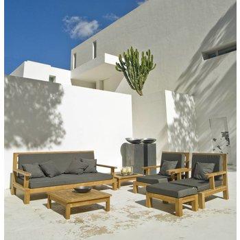 GardenTeak Daylounge set