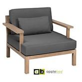 Apple Bee tuinmeubelen XXL factor Lounge -  Lounge stoel