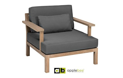 Apple Bee tuinmeubelen Loungestoel XXL Factor