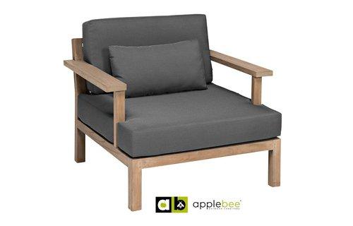 AppleBee tuinmeubelen Loungestoel XXL Factor