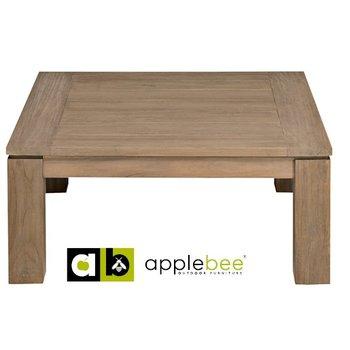 AppleBee tuinmeubelen XXL salon tafel 90 x 90cm