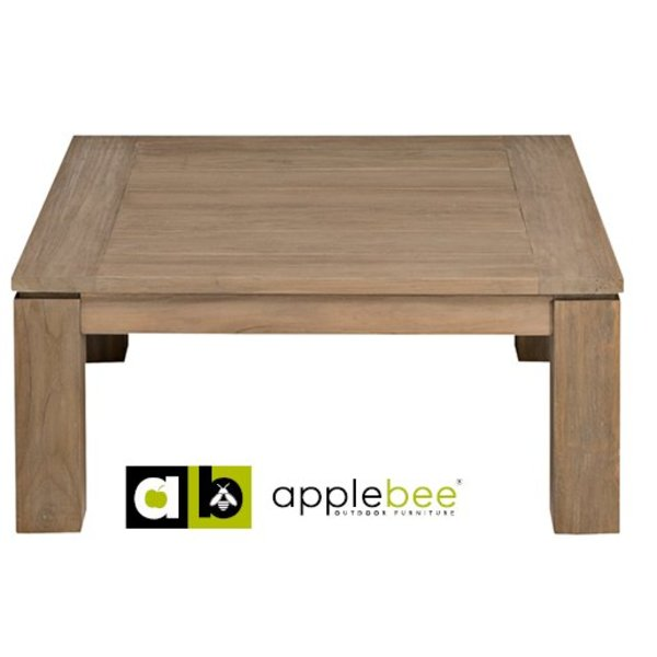 AppleBee tuinmeubelen Applebee XXL salon tafel 90x90