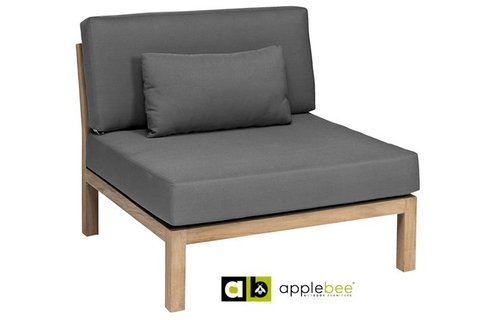 Apple Bee tuinmeubelen XXL factor Lounge -  Center Stoel