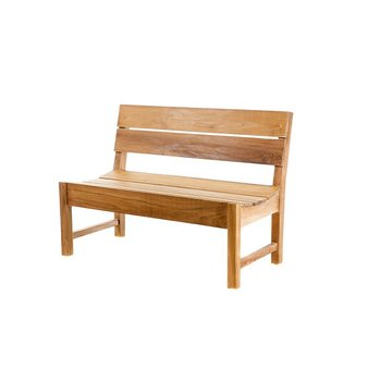 GardenTeak Tuinbank James 120 cm