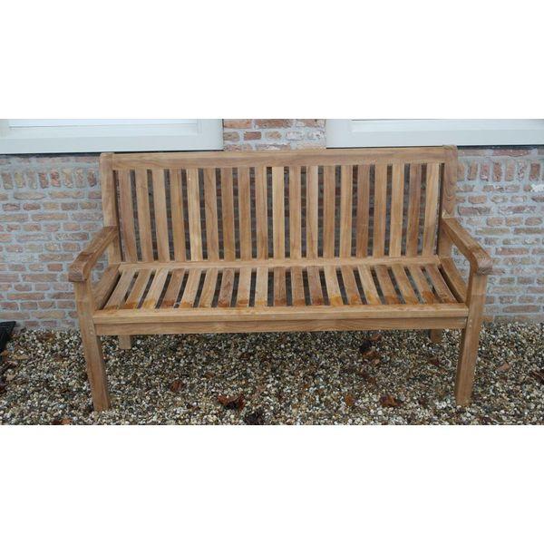 Garden Teak Tuinbank Comfort 150 cm