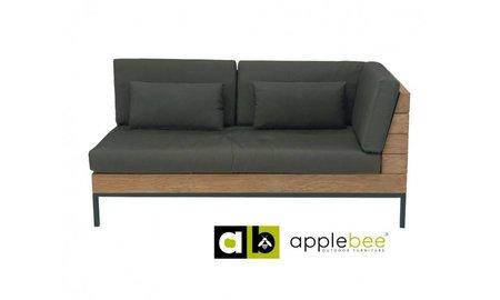 Apple Bee tuinmeubelen Long Island love seat links