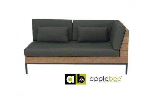 Apple Bee tuinmeubelen Long Island Lounge - Love Seat Links