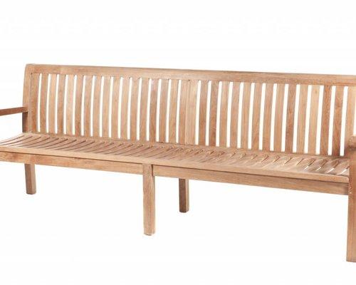 Tuinbank Comfort | 120 cm