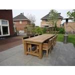Garden Teak Dining tuinstoel Figo (SALE ITEM)