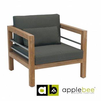 AppleBee tuinmeubelen Del Mar loungestoel