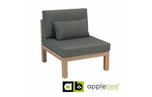 Apple Bee tuinmeubelen Del Mar Lounge - Center Chair