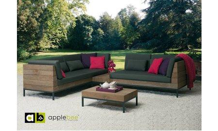AppleBee tuinmeubelen Loungeset Long Island | Set 1