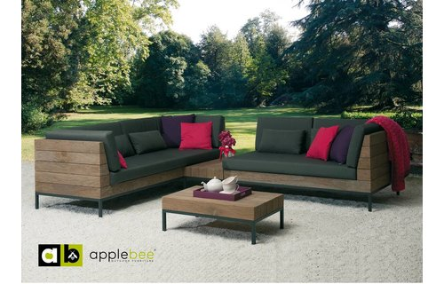 AppleBee tuinmeubelen Loungeset Long Island | Set 1