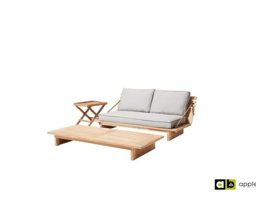 Loungebed Robinson | 3-in-1