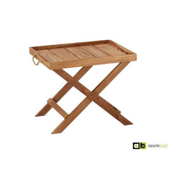 AppleBee tuinmeubelen Applebee tray table Robinson