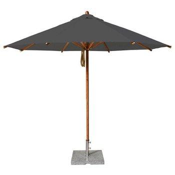 Bambrella Parasol Levante   4 meter ⌀   Taupe   Spuncrylic