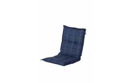 Hartman  Tuinkussen - Lage Rug Hartman Robyn Blue 100 x 50