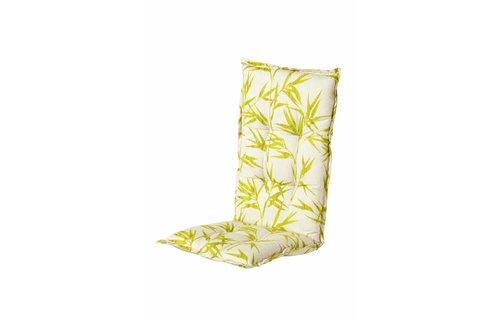Hartman  Tuinkussen - Hoge Rug Hartman Verde Yellow 123 x 50