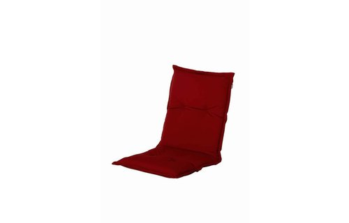 Hartman  Tuinkussen - Lage Rug Hartman Havana Red 100 x 50