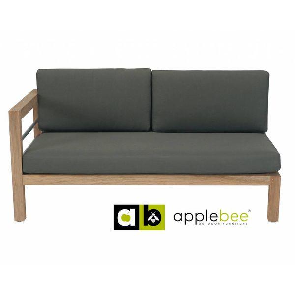 AppleBee tuinmeubelen Del Mar loungeset   Set 2