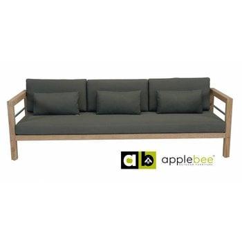 AppleBee tuinmeubelen Del Mar loungeset   Set 4