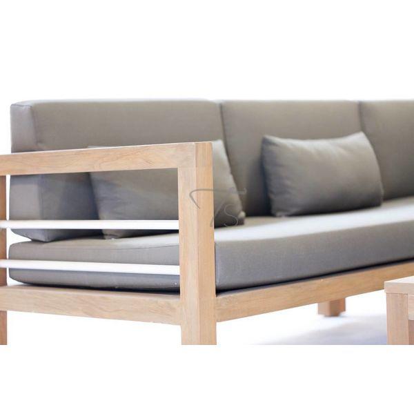 AppleBee tuinmeubelen Del Mar loungeset | Set 4