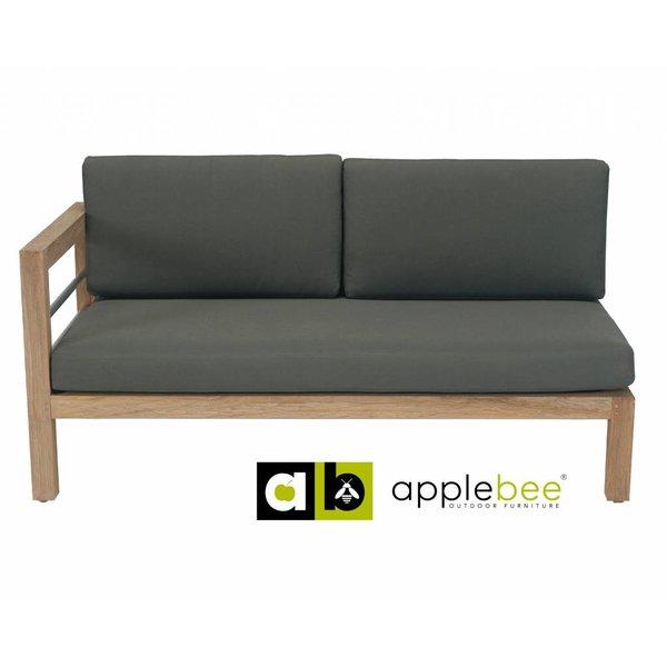 AppleBee tuinmeubelen Del Mar loungeset | Set 6
