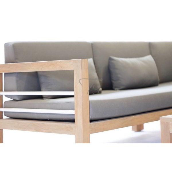 AppleBee tuinmeubelen Loungeset Del Mar   Set 6