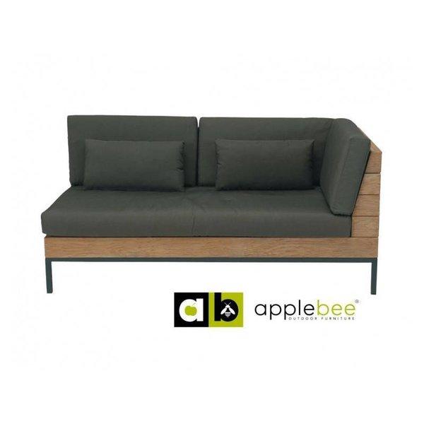 AppleBee tuinmeubelen Loungeset Long Island | Set 3