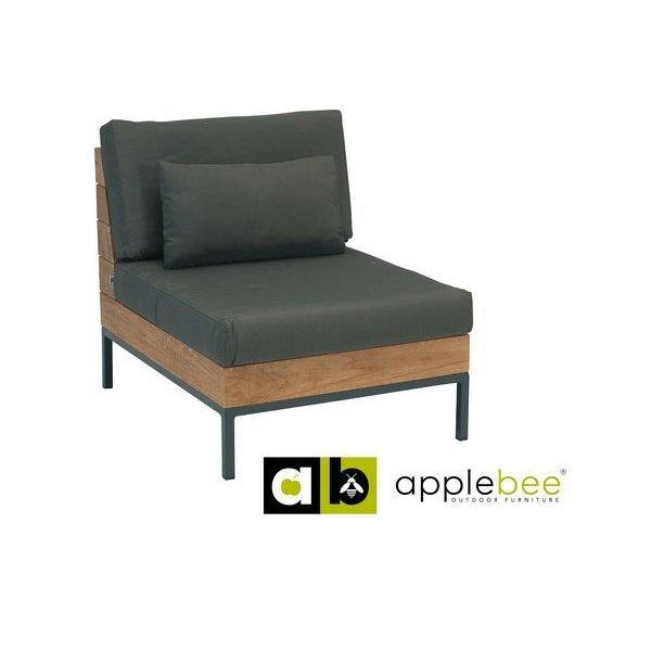 AppleBee tuinmeubelen Long Island Loungeset | Set 3