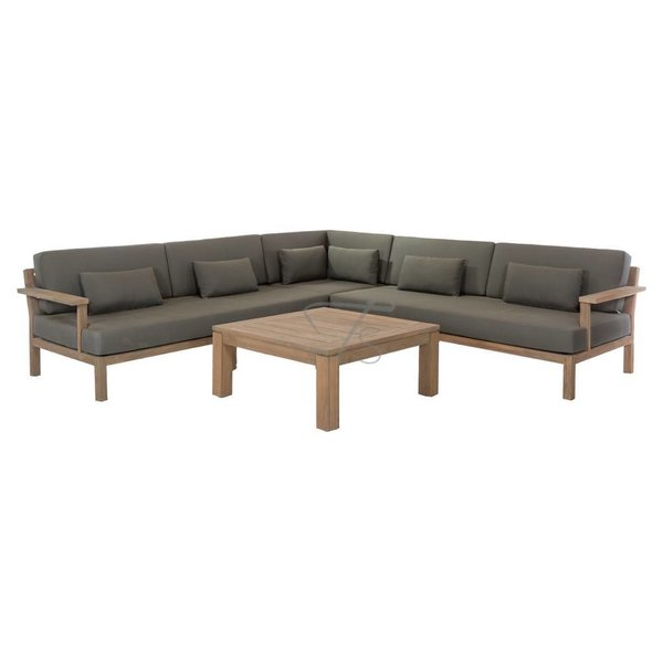 AppleBee tuinmeubelen XXL factor Loungeset | Set 3