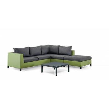 SUNS Loungeset Menor |  Groen-grijs | Set 1