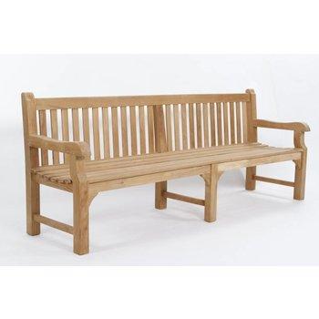 Garden Teak Tuinbank Royal   240 cm