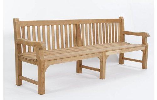Garden Teak Tuinbank Royal | 240 cm