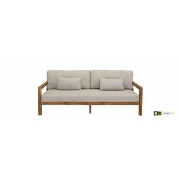 AppleBee tuinmeubelen Loungebank Olive