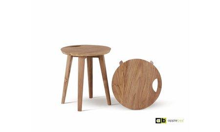 Apple Bee tuinmeubelen Dressing stool