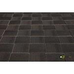 AppleBee tuinmeubelen Tuinbank Square | 210 cm | Stone black