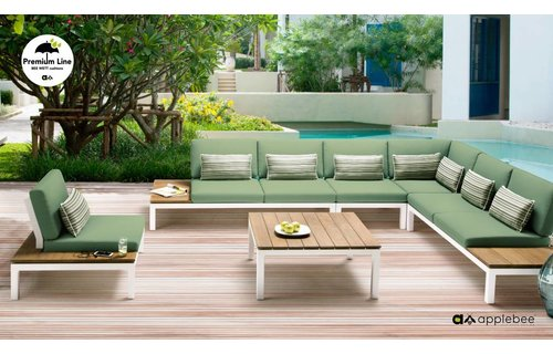 AppleBee tuinmeubelen Loungeset Forest Breeze
