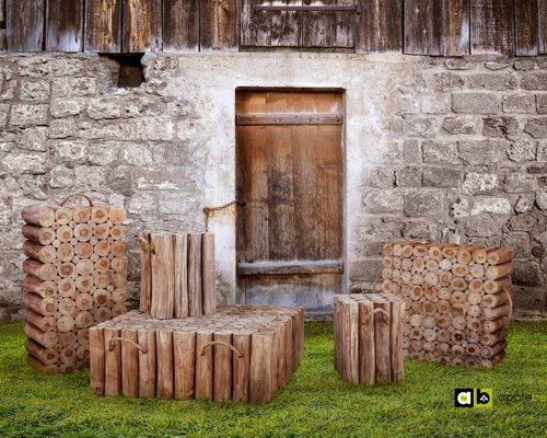 Lounge tafel Twiggy | 95 x 50 cm